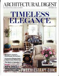 Free 1 Year Subscription To Architectural Digest Us Only